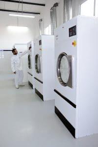 Blanchisserie industrielle BIA Marrakech